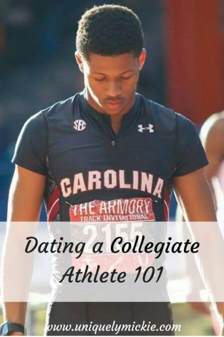 Dating a Collegiate Athlete 101