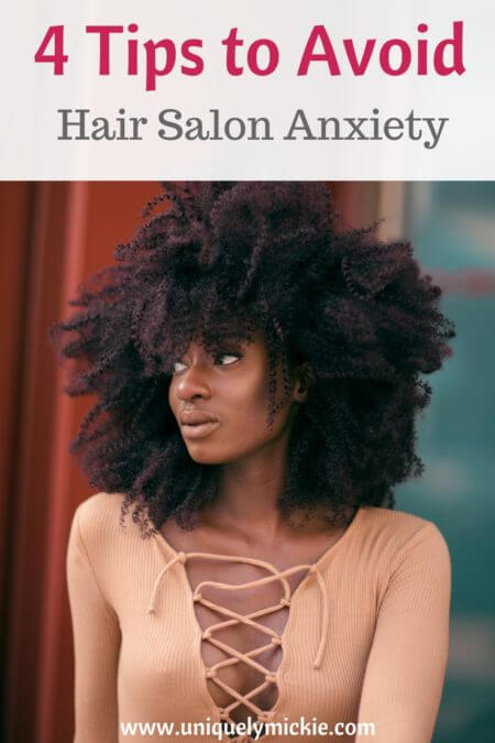 Getting your cut or style by the professionals shouldn't be a scary experience. Learn the tips that help me avoid hair salon anxiety.