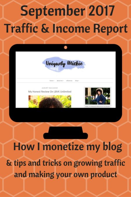 Learn how I make money from blogging part-time while in college full-time!