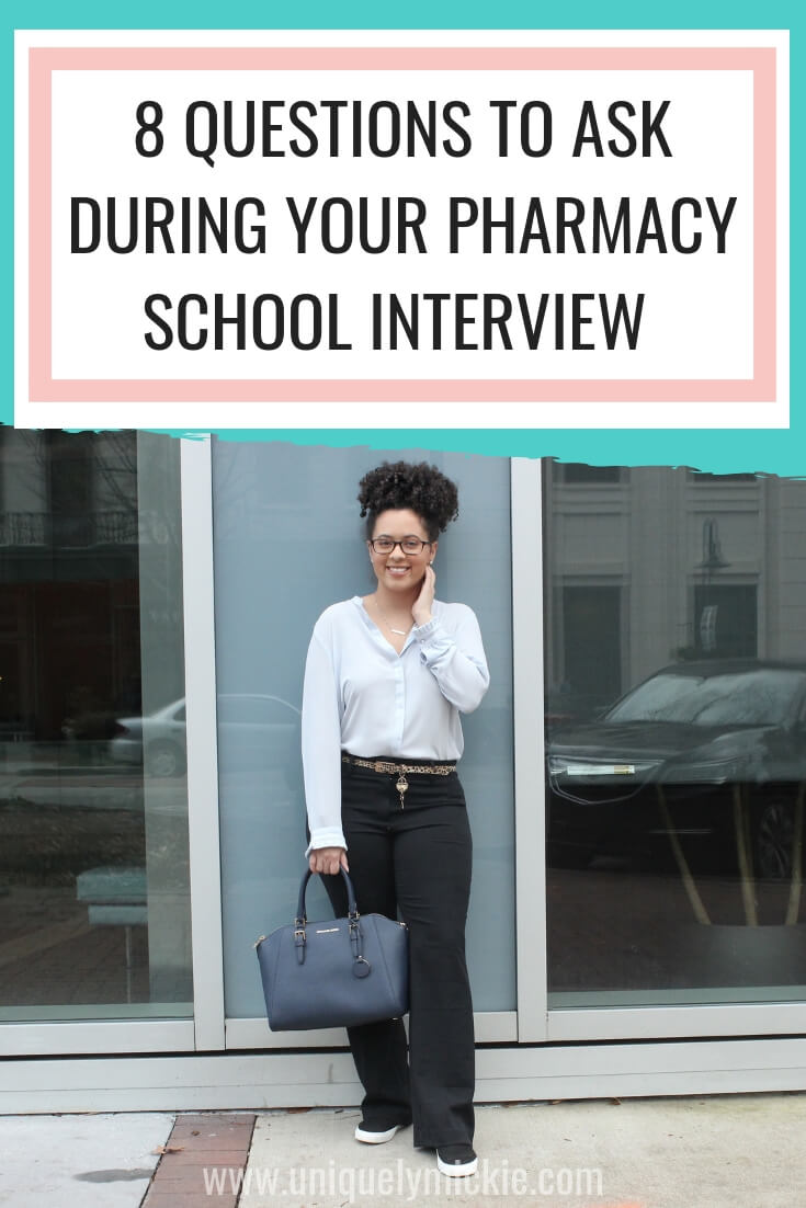 62325a402e9 Learn what kind of questions to ask during your pharmacy school interview.  Asking the right