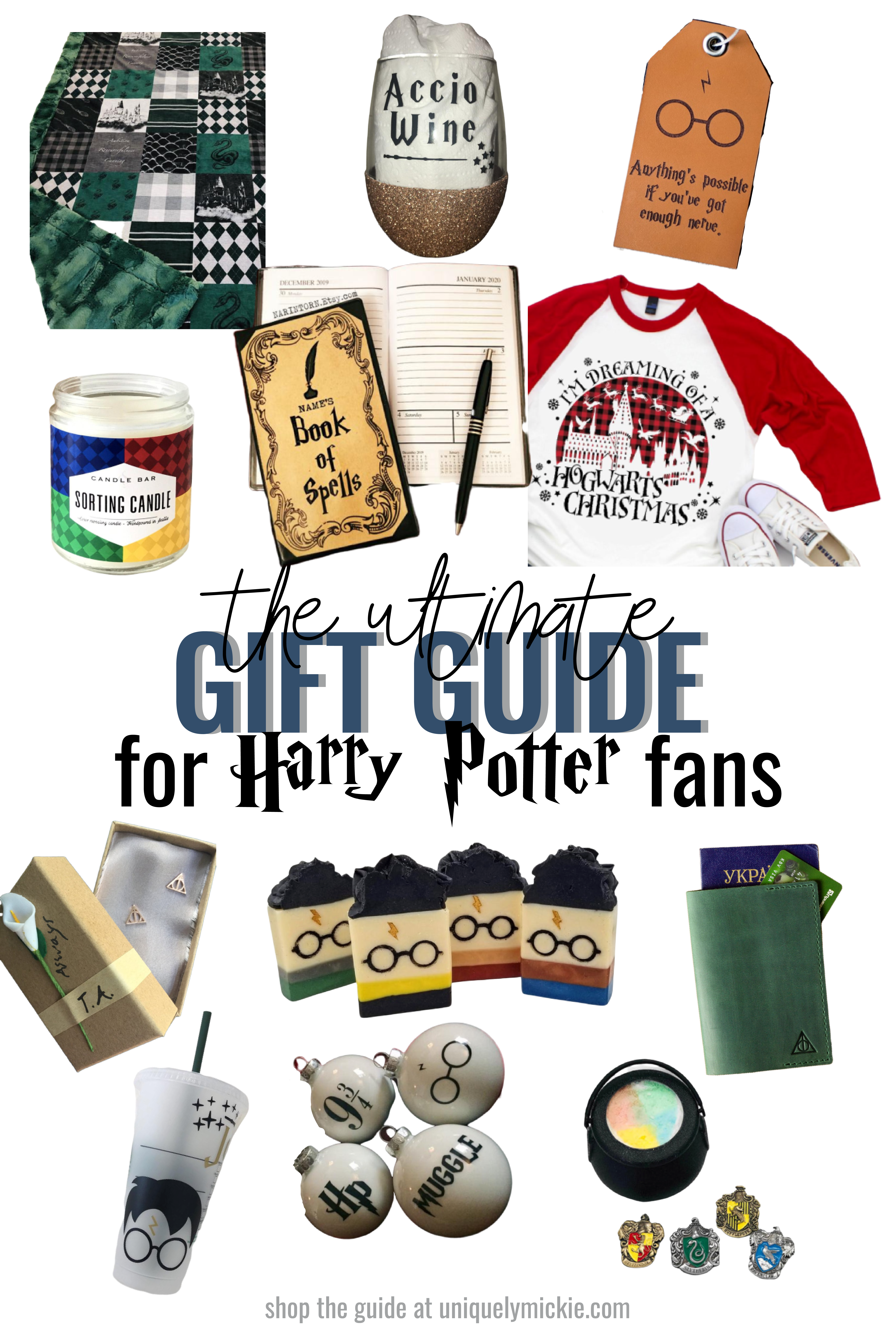 14 Harry Potter Inspired Etsy Finds That Ll Make Perfect Gifts Uniquely Mickie